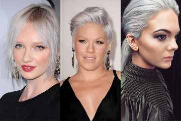 Grey Hair Trends