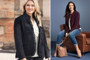 Find your Plus Size Statement Coat