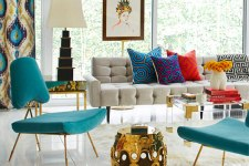 Style your home for Winter. Image source: Jonathan Adler