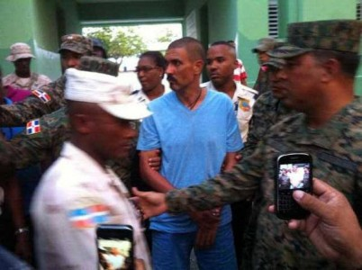 Clifford Brandt recaptured by the Dominicans