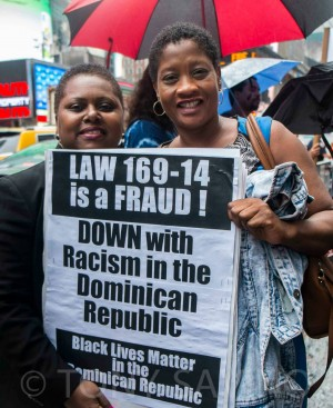 Boycott Dominican Tourism, trade, industry for civil genocide and making apartheid legal. The Dominican ethnic cleansing policies violate human senses, not just their own Constitution and International law of good faith, equity and estoppel. Photo credit: Tony Sovino