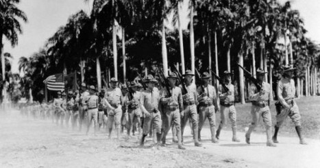100th Anniversary of the US occupation of Haiti in 1915