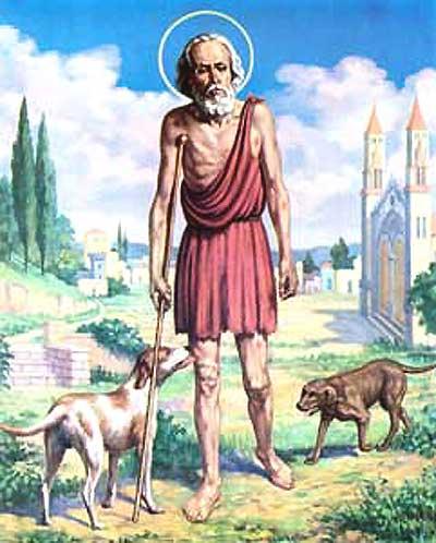 Saint-Lazarus-Lwa-Legba