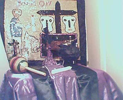 voodoo-lwa-gede-altar