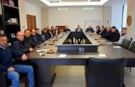 ÇTSO Komite Başkanları Aylık Toplantısı Gerçekleştirildi