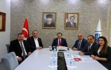 """""""İSTİHDAM SEFERBERLİĞİ 2019"""" TOPLANTISI ÇANAKKALE VALİLİĞİNDE YAPILDI"""
