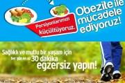 """""""OBEZİTE KRONİK BİR HASTALIKTIR"""""""