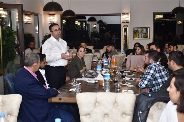 Başkan Erdoğan, Topluluk Başkanlarıyla Buluştu