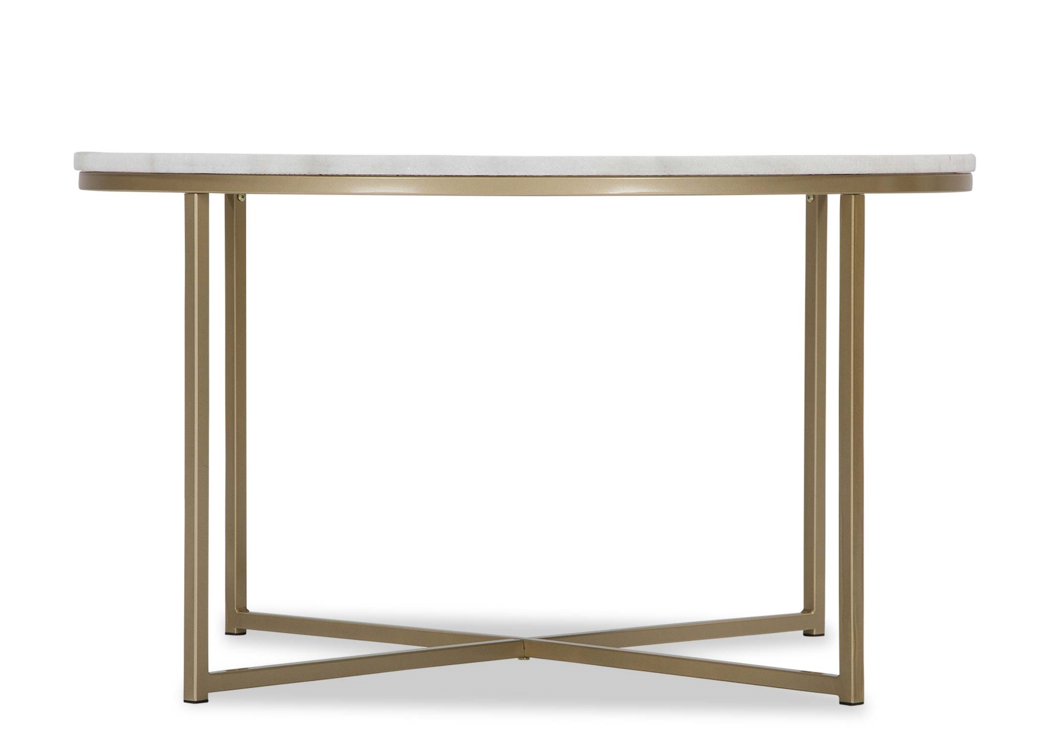 marble top coffee table round alisma