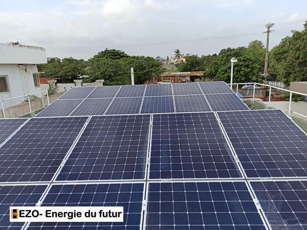 2020 – Station Total Agoè à Lomé