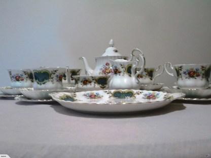 berkley royal albert tea set