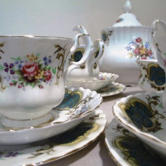 royal albert tea set berkeley
