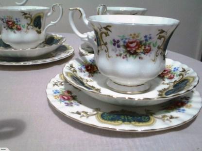 royal albert tea set berkeley