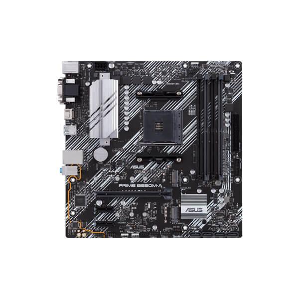 Asus Prime B550M A Motherboard 2