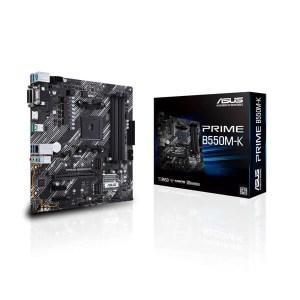 Asus Prime B550M K Motherboard 1