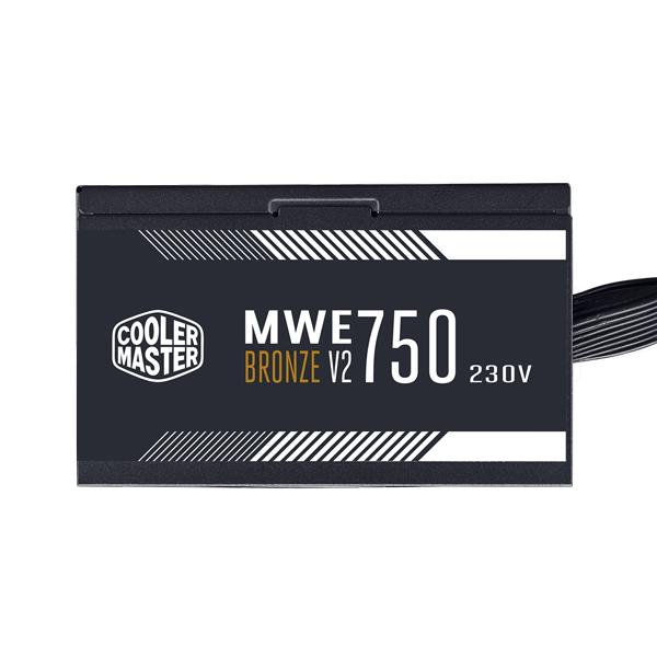 Cooler Master MWE 750 V2 80 Plus Bronze ezpz main 5
