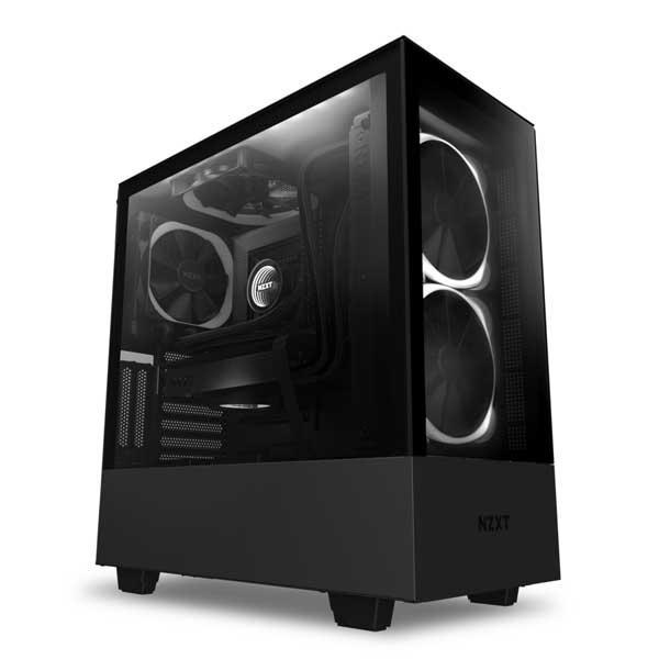 h510 elite matte black 1