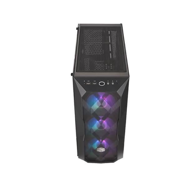 masterbox td500 mesh black 2