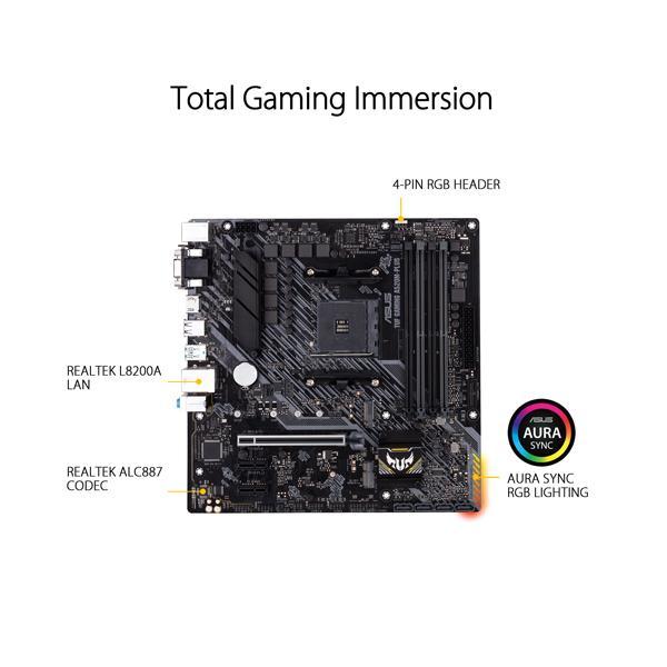 tuf gaming a520m plus ezpz main 2