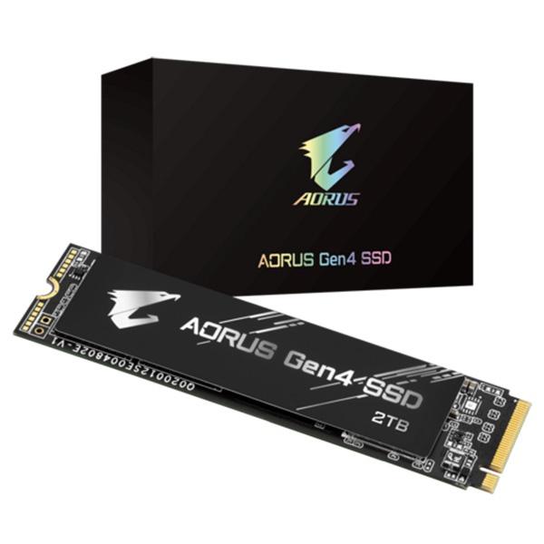 AORUS GEN4 2TB M.2 NVME SSD