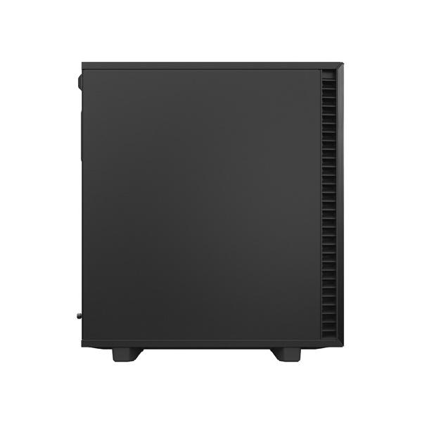 fractal design define 7 compact solid black 3