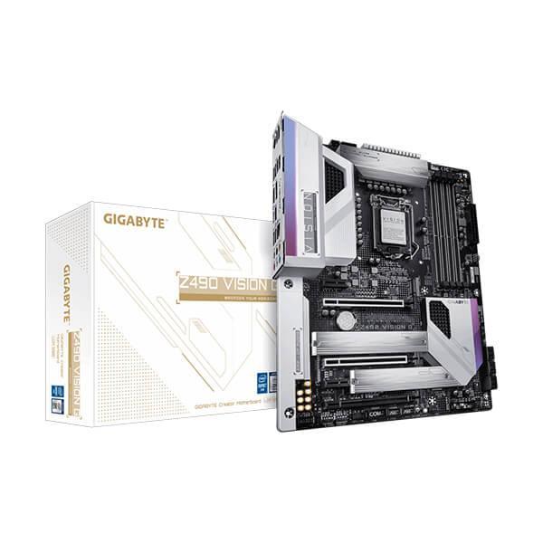 GIGABYTE Z490 VISION G 1 1
