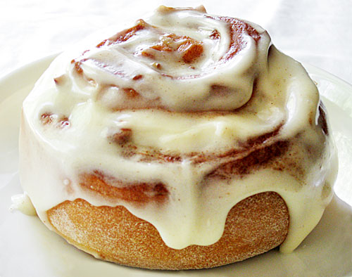 Image result for cinnamon bun