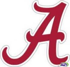 University of Alabama Athletic Logo