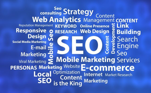 SEO Services based in India