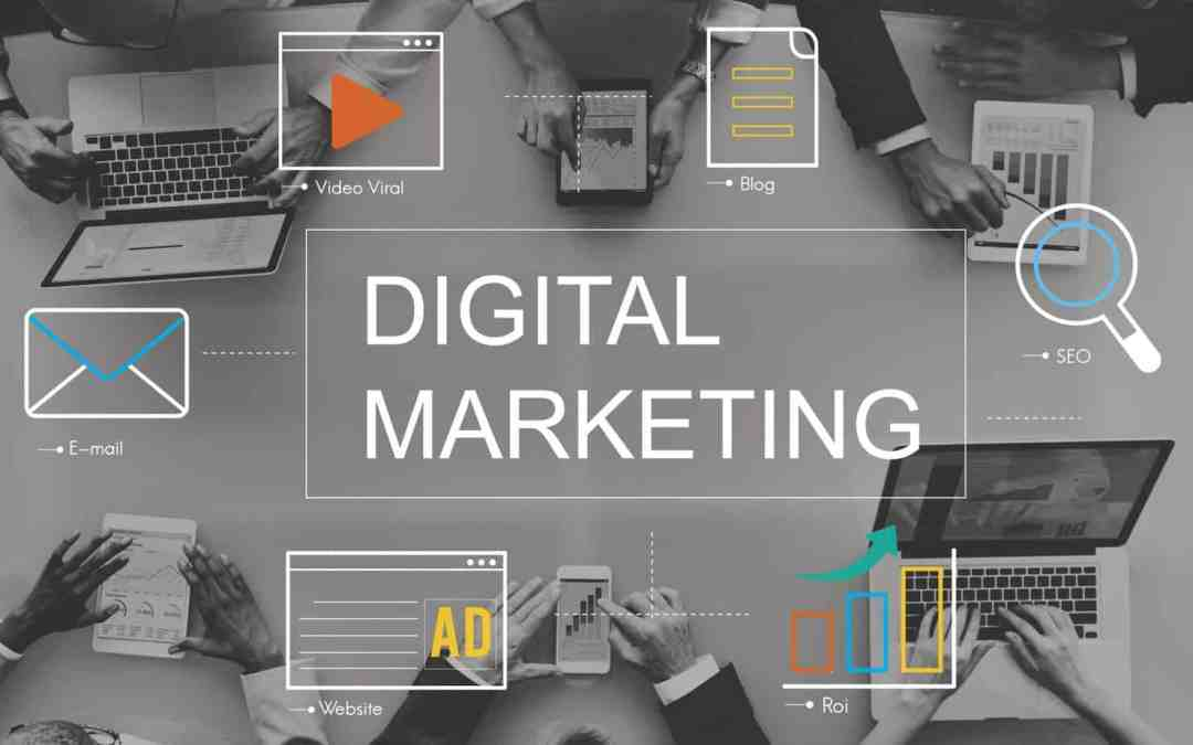 Basic Digital Marketing Services to Help Your Business Grow