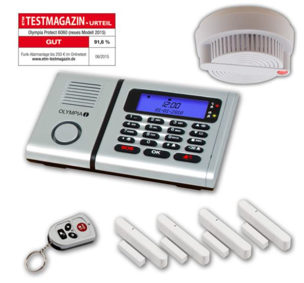Wireless Gsm Alarm System 9030