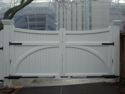 Residential - Wooden Gates - 8