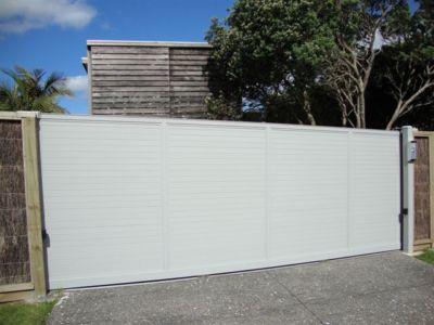 Residential - Solid Aluminium - 1