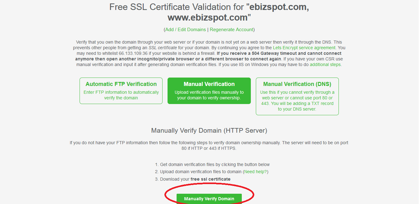Step By Step Guide On How To Install Ssl Certificate Ezzy