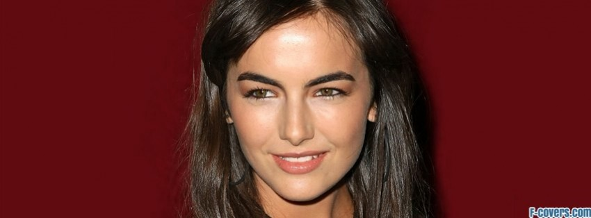 Camilla Belle Facebook Cover Timeline Photo Banner For Fb