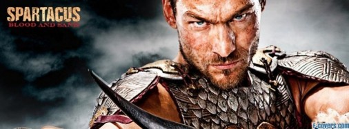 Image result for Spartacus : Blood and Sands facebook cover