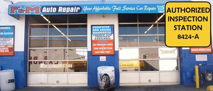 F&M Auto Repair