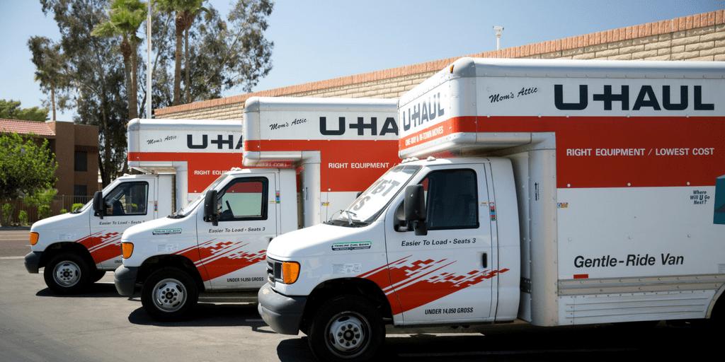 U-Haul Rentals in Baltimore - F&M Auto Repair – Baltimore