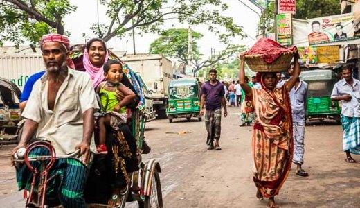 バングラデシュ観光:首都ダッカの見所紹介