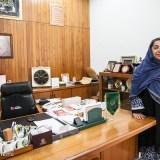パキスタン女性