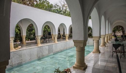 ハマメット・世界で最も美しい「セバスチャンの家」<チュニジア>