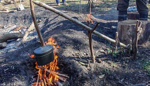 【千葉田舎暮らしツアー】(5)古民家で飯盒炊飯・あじの干物づくり体験