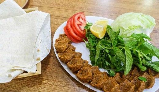 イスラム教徒女性の食卓
