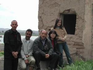 シリア考古学者・山崎やよいさん