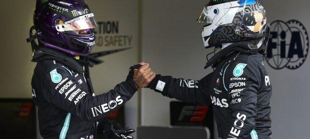 Bottas: il contratto di Hamilton parla 'più complicato'