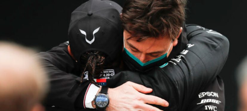 GP Spagna 2021 Toto Wolff