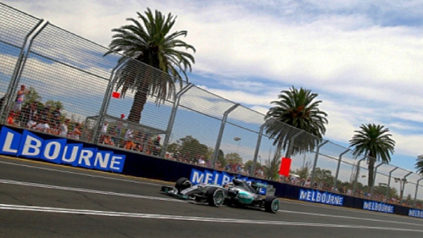 Melbourne 2015 qualifying