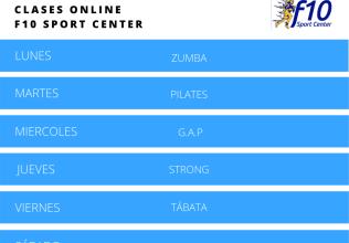 Horario de clases online