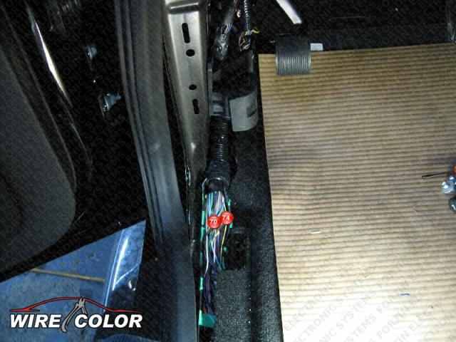 2011 Ford F150 Wiring Diagram for Alarm or Remote Starter  Ford F150 Forums  Ford FSeries