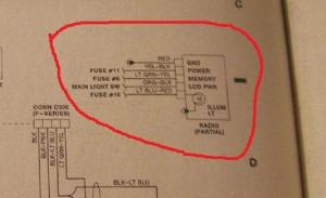 Wiring Diagram For 1991 Ford F150  Ford F150 Forum